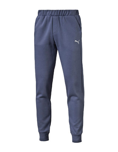 Puma ESS Fleece Sweat Pants-INDIGO-XX-Large 88781216_INDIGO_XX-Large