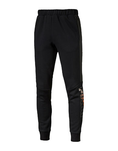 Puma LUX Sweat Pants-BLACK-Medium 88853946_BLACK_Medium