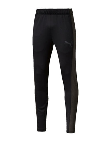 Puma Motion Flex Knit Trackster Leggings-BLACK-Large 88437911_BLACK_Large