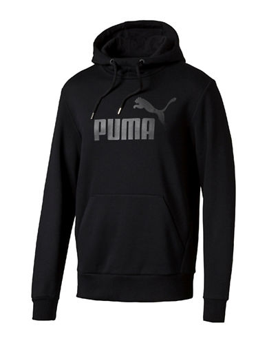 Puma Essential No.1 Hoodie-BLACK-Small 89253139_BLACK_Small