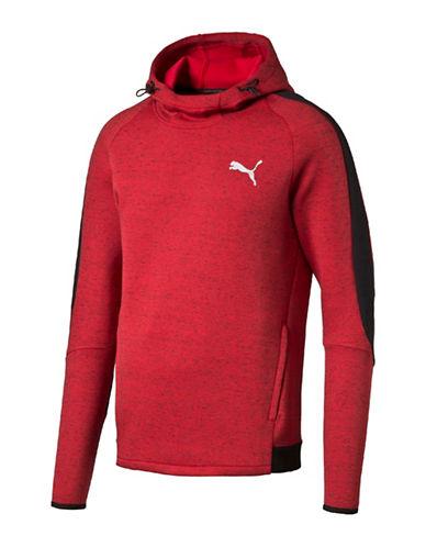 Puma Evostripe Proknit Hoodie-RED-Large 88661580_RED_Large