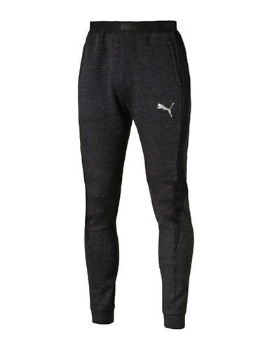 Puma Evostripe Proknit Pants-BLACK-X-Large 88661591_BLACK_X-Large
