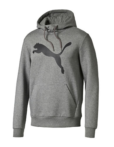 Puma ESS Big Cat Hoodie-MEDIUM GREY-Medium 88781134_MEDIUM GREY_Medium
