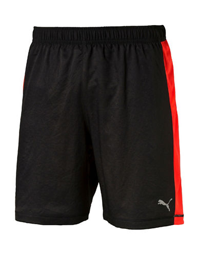 Puma PE Running Seven-Inch Shorts-BLACK-Medium 88437881_BLACK_Medium