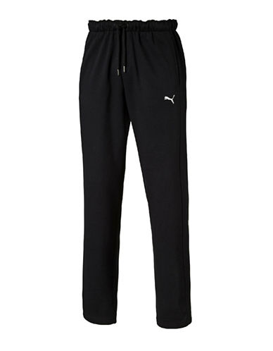 Puma Hero Fleece Pants-BLACK-Medium 88781218_BLACK_Medium