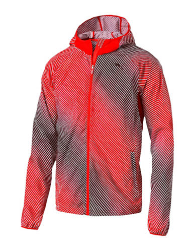 Puma Packable Woven Jacket-RED-X-Large 88437887_RED_X-Large