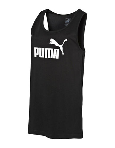 Puma Essential No.1 Tank-COTTON BLACK-Medium 89136415_COTTON BLACK_Medium