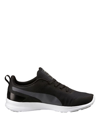 Puma Trax Trainer Sneakers-BLACK-11.5 88734523_BLACK_11.5