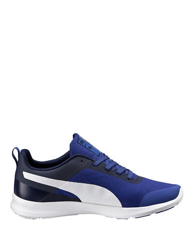 Puma Trax Trainer Sneakers-BLUE-8.5 88734529_BLUE_8.5