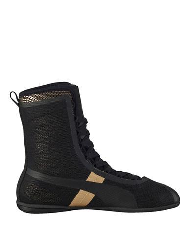 Puma Womens Heskiva Sneakers-BLACK-7