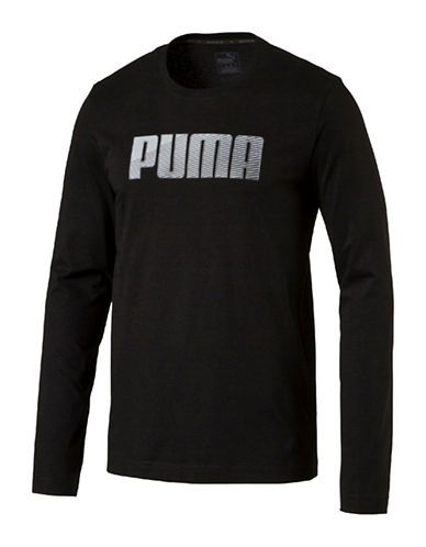 Puma Hero Long Sleeve Tee-BLACK-Medium 88702344_BLACK_Medium