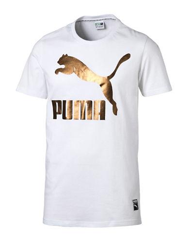 Puma Archive Logo T-Shirt-WHITE-X-Large 88437916_WHITE_X-Large