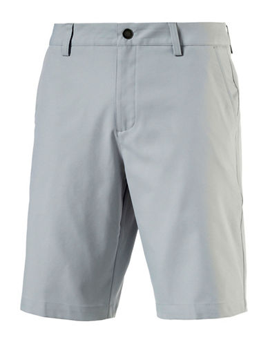 Puma Essential Pounce Shorts-GREY-30