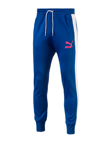 Puma Archive T7 Track Pants-TRUE BLUE-Small 88978127_TRUE BLUE_Small