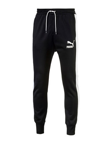 Puma Archive T7 Track Pants-BLACK-XX-Large 88978121_BLACK_XX-Large