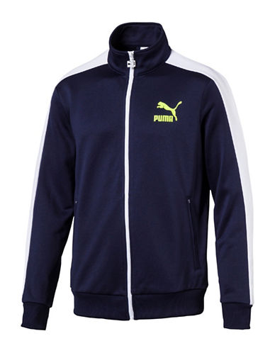Puma Archive Cotton T7 Track Jacket-NAVY BLUE-X-Large 88978140_NAVY BLUE_X-Large