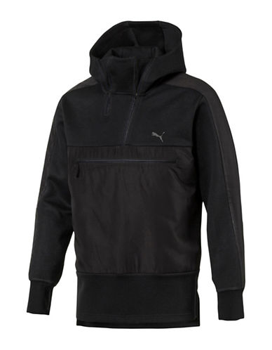 Puma Evo Savannah Hooded Jacket-BLACK-Large 88978114_BLACK_Large