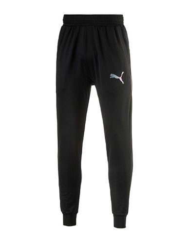 Puma Tech Fleece Trackster Pants-BLACK-Large 88978064_BLACK_Large