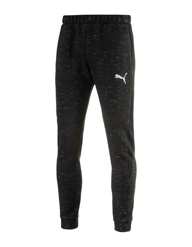 Puma Evostripe SpaceKnit Pants-BLACK-X-Large 88978160_BLACK_X-Large