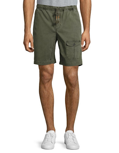 Michael Bastian Pocket Shorts-BLUE-X-Large