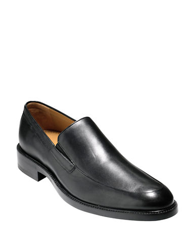 Cole Haan Warren Venetian Oxfords-BLACK-11.5