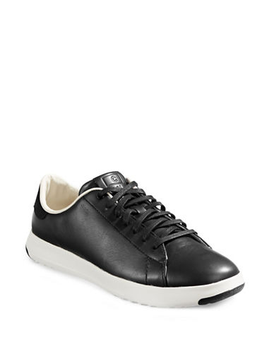 Cole Haan GrandPro Tennis Shoes-BLACK-9