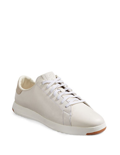 Cole Haan GrandPro Tennis Shoes-WHITE-10.5