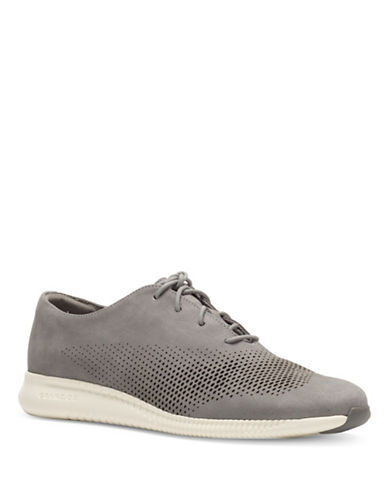 Cole Haan Oxford Suede Sneakers-GREY-9