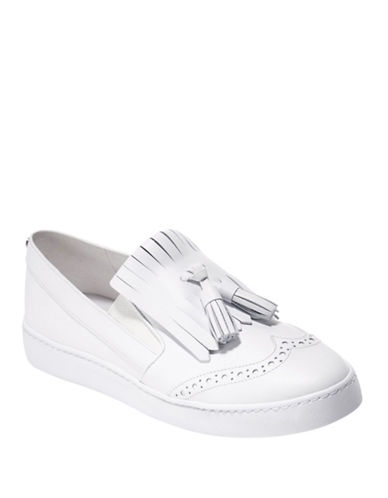 Tassel Loafer Slip Ons by Cole Haan