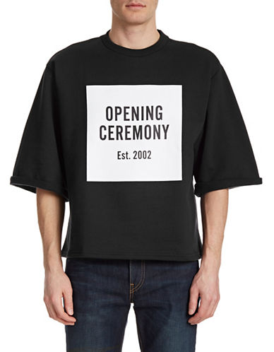 Opening Ceremony Oversized Cropped Logo Top-BLACK-Small 88159951_BLACK_Small