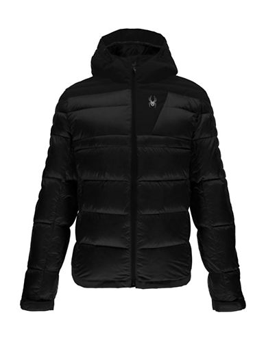 Spyder Bernese Down Jacket-BLACK-X-Large 88811958_BLACK_X-Large