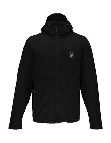 Spyder Berner Jacket-BLACK-X-Large 88811968_BLACK_X-Large