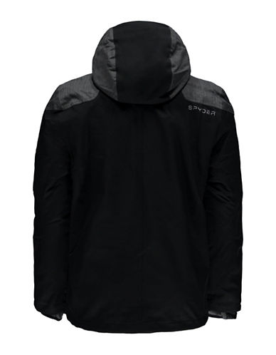 Spyder Quest Lynk 3-In-1 Jacket-BLACK-Large