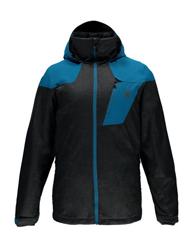 Spyder Quest Lynk 3-In-1 Jacket-GREY-XX-Large 88811984_GREY_XX-Large