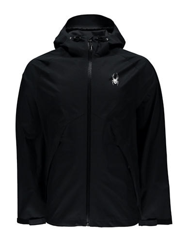 Spyder Pryme Zip Jacket-BLACK-Large 89064372_BLACK_Large