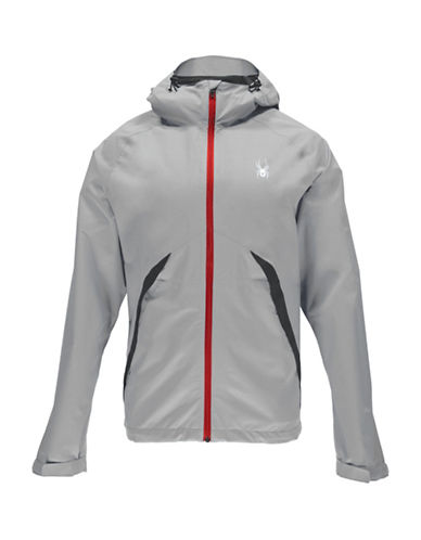 Spyder Pryme Zip Jacket-WHITE-Medium 89064376_WHITE_Medium