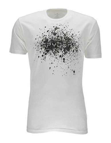 Spyder Limitless Graphic Tee-WHITE-X-Large 89127398_WHITE_X-Large