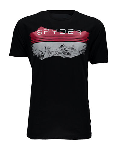 Spyder Limitless Graphic Tee-BLACK-Medium 89127391_BLACK_Medium