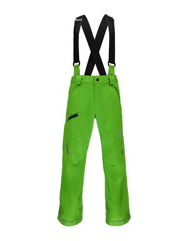 Spyder Propulsion Snow Pants-GREEN-10
