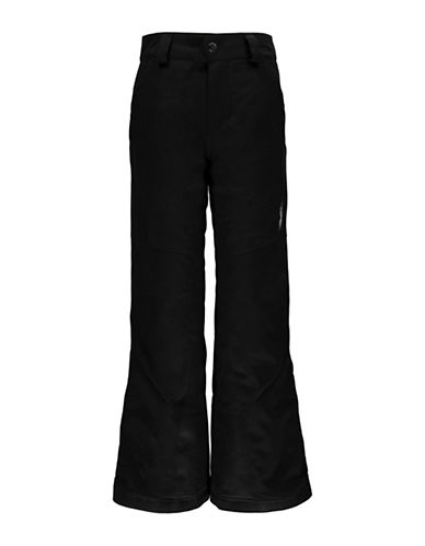 Spyder Bootcut Pants-BLACK-8