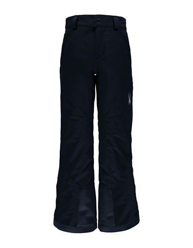 Spyder Bootcut Pants-BLUE-8