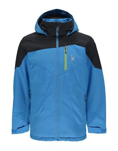 Spyder Vyrse Jacket-BLUE-Large