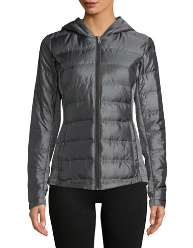 Spyder Solitude Quilted Puffer Jacket-BLACK-Medium