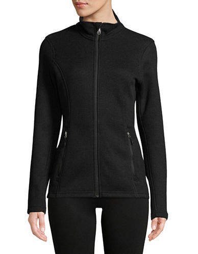 Spyder Endure Full-Zip Jacket-BLACK-Large