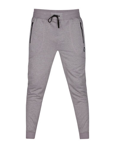 Hurley Drifit Disperse Fleece Sweatpants-HEATHER GREY-Large 88671363_HEATHER GREY_Large