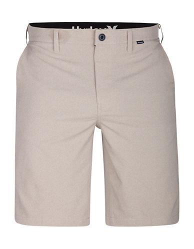 Hurley Regular-Fit Dri-FIT Shorts-BEIGE-33