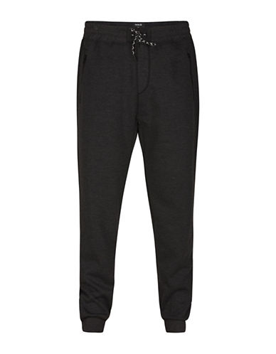 Hurley Therma Protect Sweatpants-BLACK-X-Large