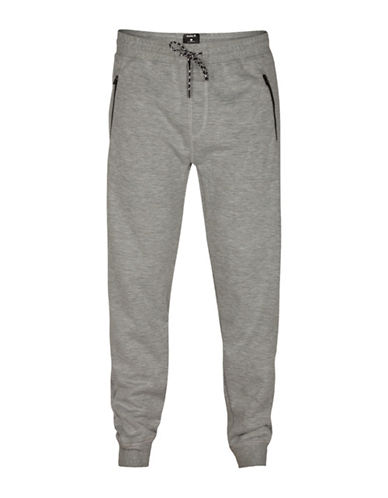 Hurley Therma Protect Sweatpants-GREY-Small