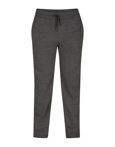 Hurley Bayside Fleece Sweatpants-GREY-Medium 89467514_GREY_Medium