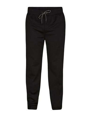 Hurley Therma Protect Sweatpants-BLACK-XX-Large